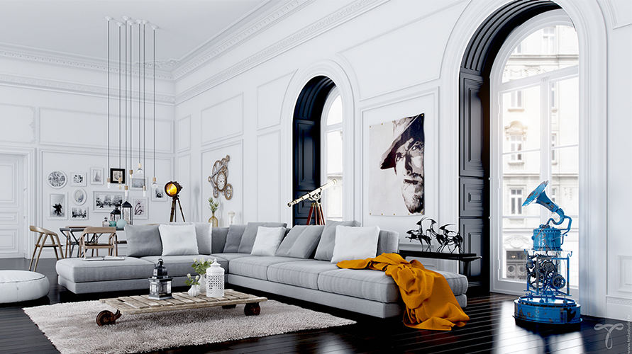 Commercial interior design fundamentals more than just - Fundamentals of interior design ...