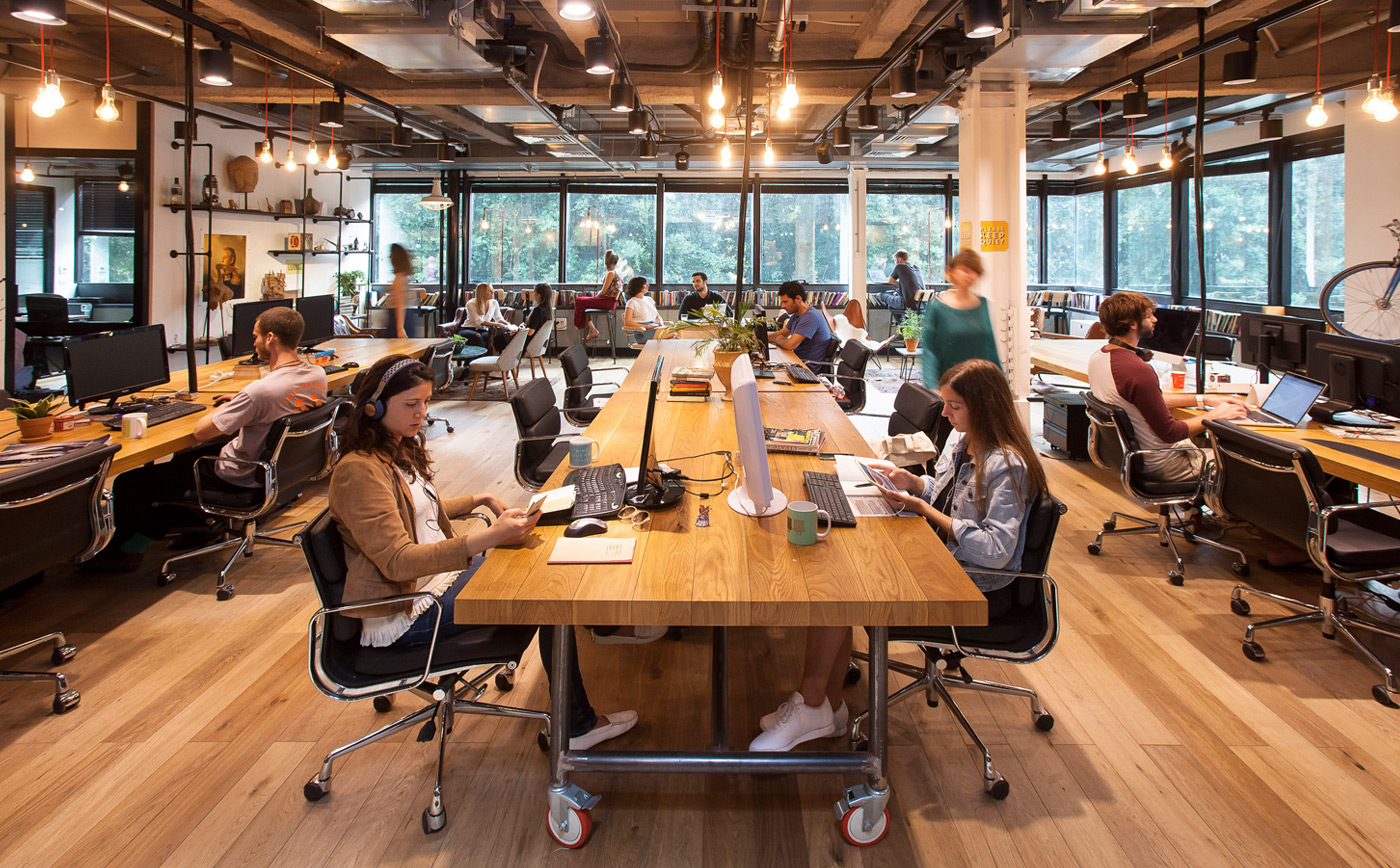 The Shared Office Space Layout: Different Kinds, Pros And Cons