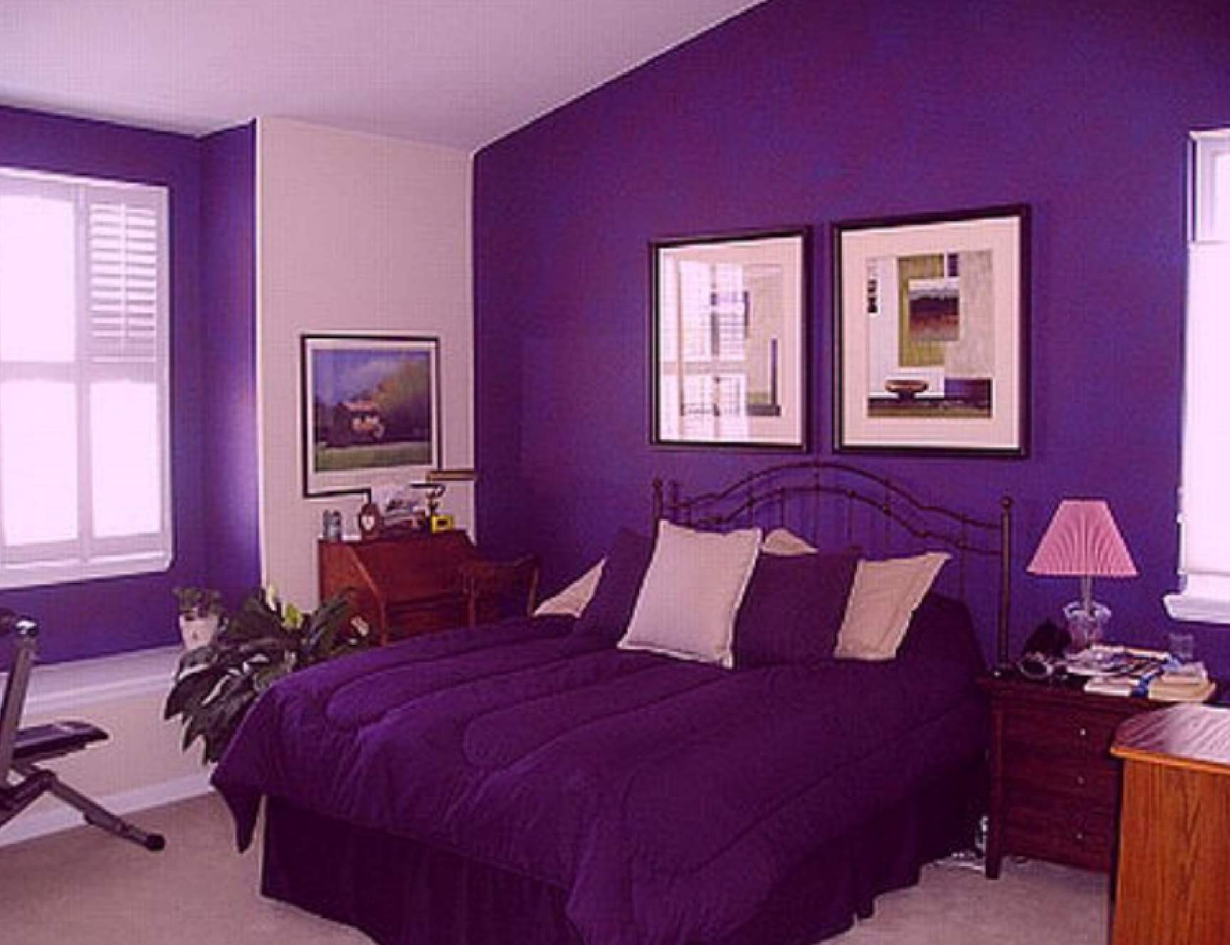 Which Colour Suits In Bedroom