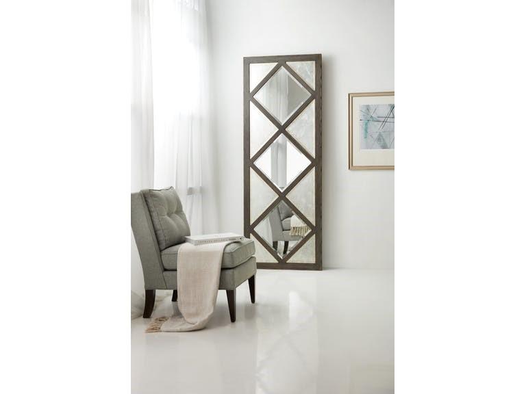 Hooker Furniture Accents Melange Chateau Floor Mirror