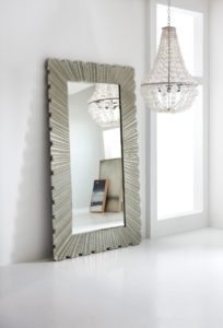 Hooker Furniture Melange Ember Floor Mirror