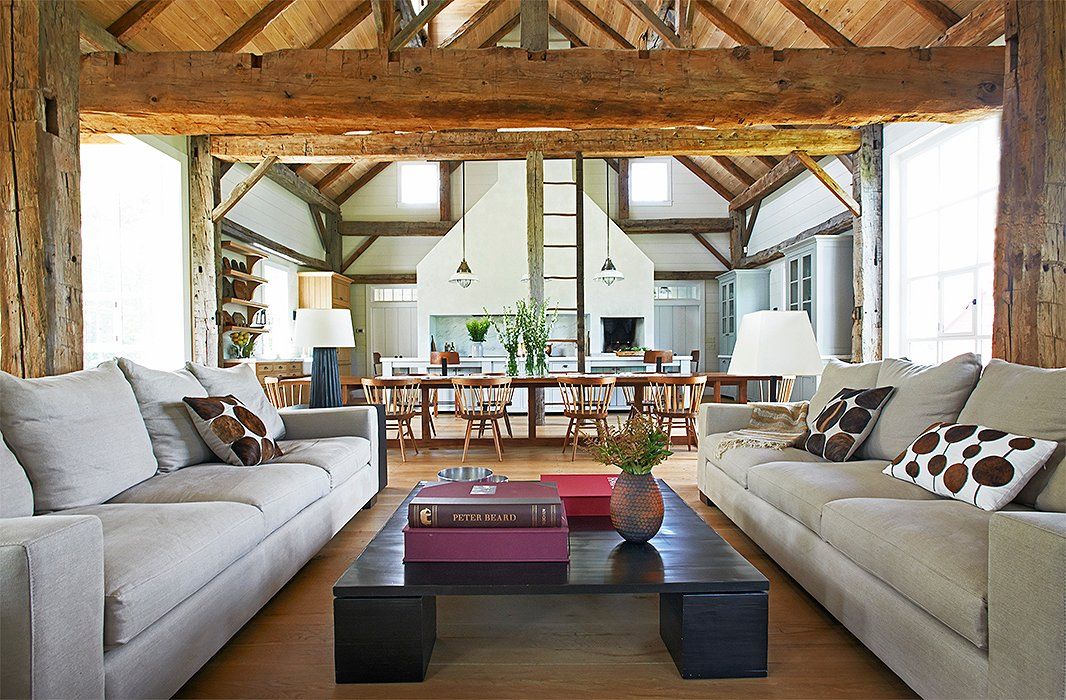 The Relaxing and Beautiful Farmhouse Interior Design