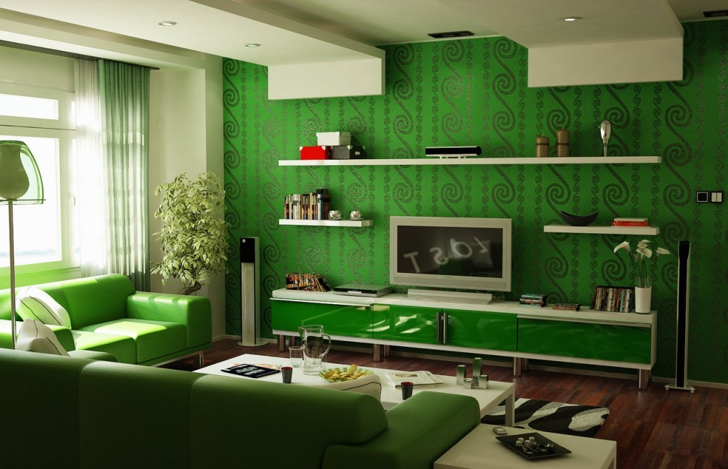 Go Green In Your Home's Interiors (Useful Link Roundup)