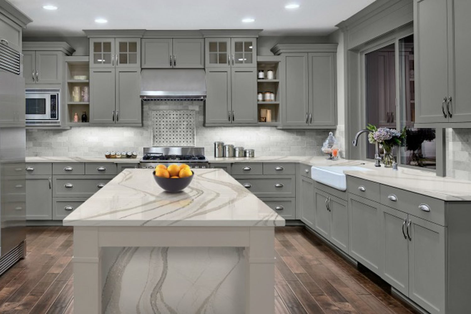 - The Role Of Backsplash - Is It Decorative Or Practical?