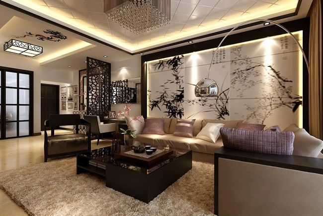 Asian Interior Design & Asian Interior Design in a Western Home (Link Roundup)