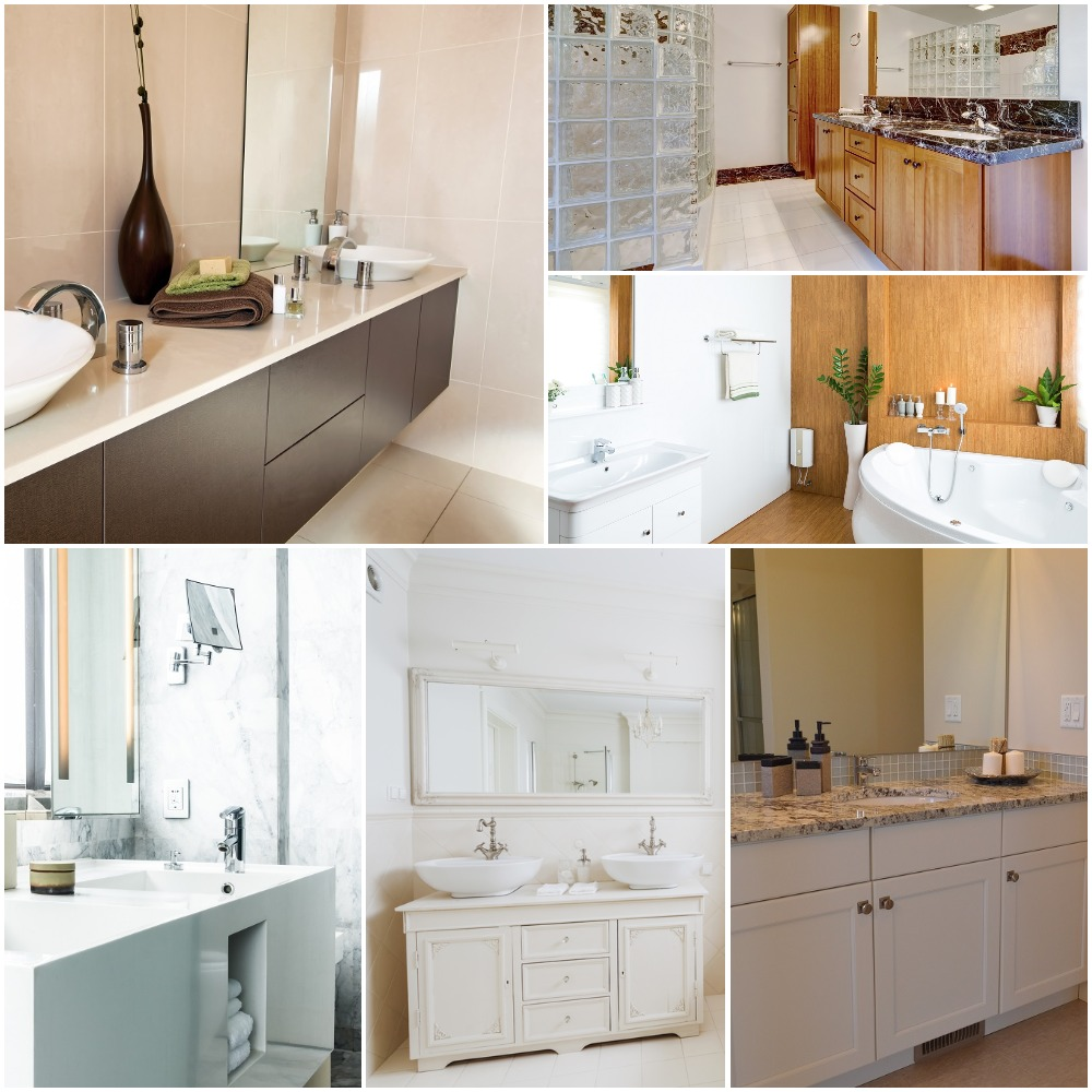 Varieties of Bathroom Vanity Units Commonly Preferred at Homes