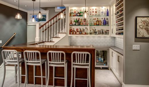 Home Bar Design
