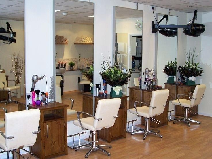 Interior Design Ideas for Your Beauty Salon