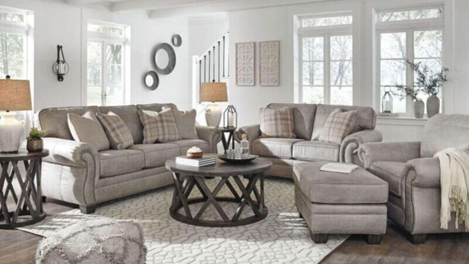 Ashley Olsberg Living Room Set