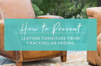 Prevent Leather Furniture from Cracking
