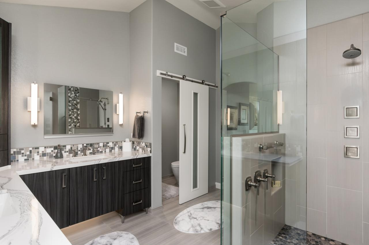 Clean Glass Shower Doors