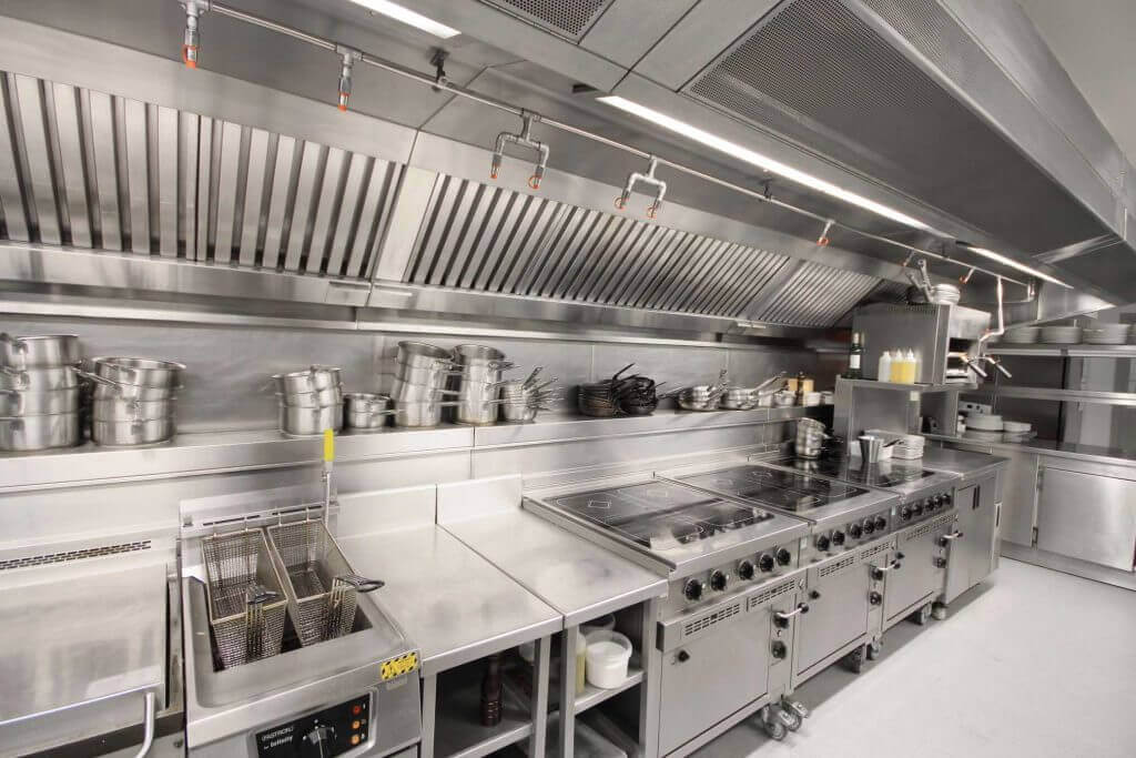 Clean Restaurants Equipment