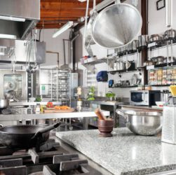Commercial Restaurant Kitchen Equipment Checklist