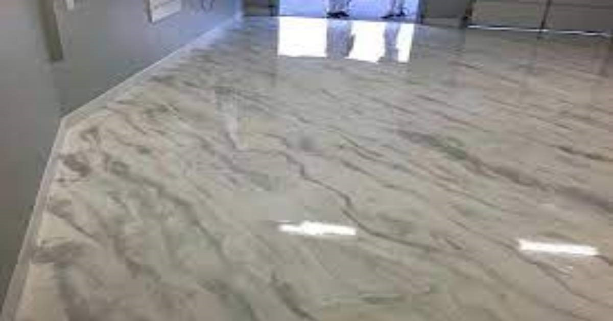 Install a Beautiful Epoxy Floor