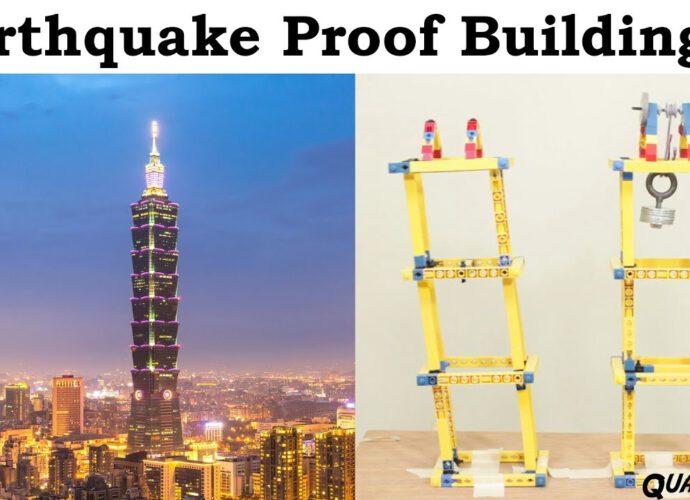 Earthquake Safe Building