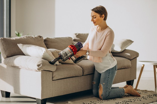 Sofa dry cleaning services in Sydney
