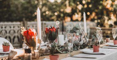 Romantic Wedding Decoration Trends